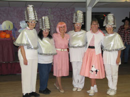 Most Original Winners:   Beauty School Drop-Out's (Grease Movie)