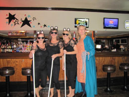 Three Blind Mice and Farmer's Wife!   Best Overall Winners!!!