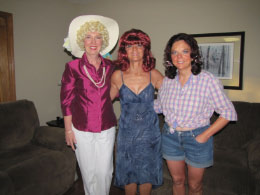 Mrs. Howell, Ginger, & Maryanne