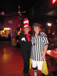 (Winner) Cat in the Hat & Referee