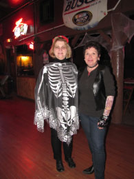 (Winners) Skeleton & Biker Chick