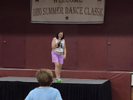 What an honor to teach at Frank Trace's 4th Annual Ohio Summer Dance Classic!!
