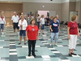 Chardon's- Red,White & Blue Party!
