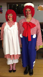 Raggedy Ann and Andy - Winners