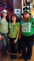 St. Patrick's Party at Jewel's