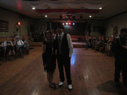 1920's The Great  Gatsby - Winners-   Angie & Jim